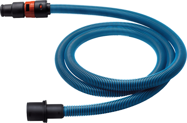 VH1622A Anti-Static 16 Ft., 22 mm Diameter Dust Extractor Hose