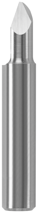 85283MC 1/4 In. x 25/64 In. Solid Carbide Veining Router Bit