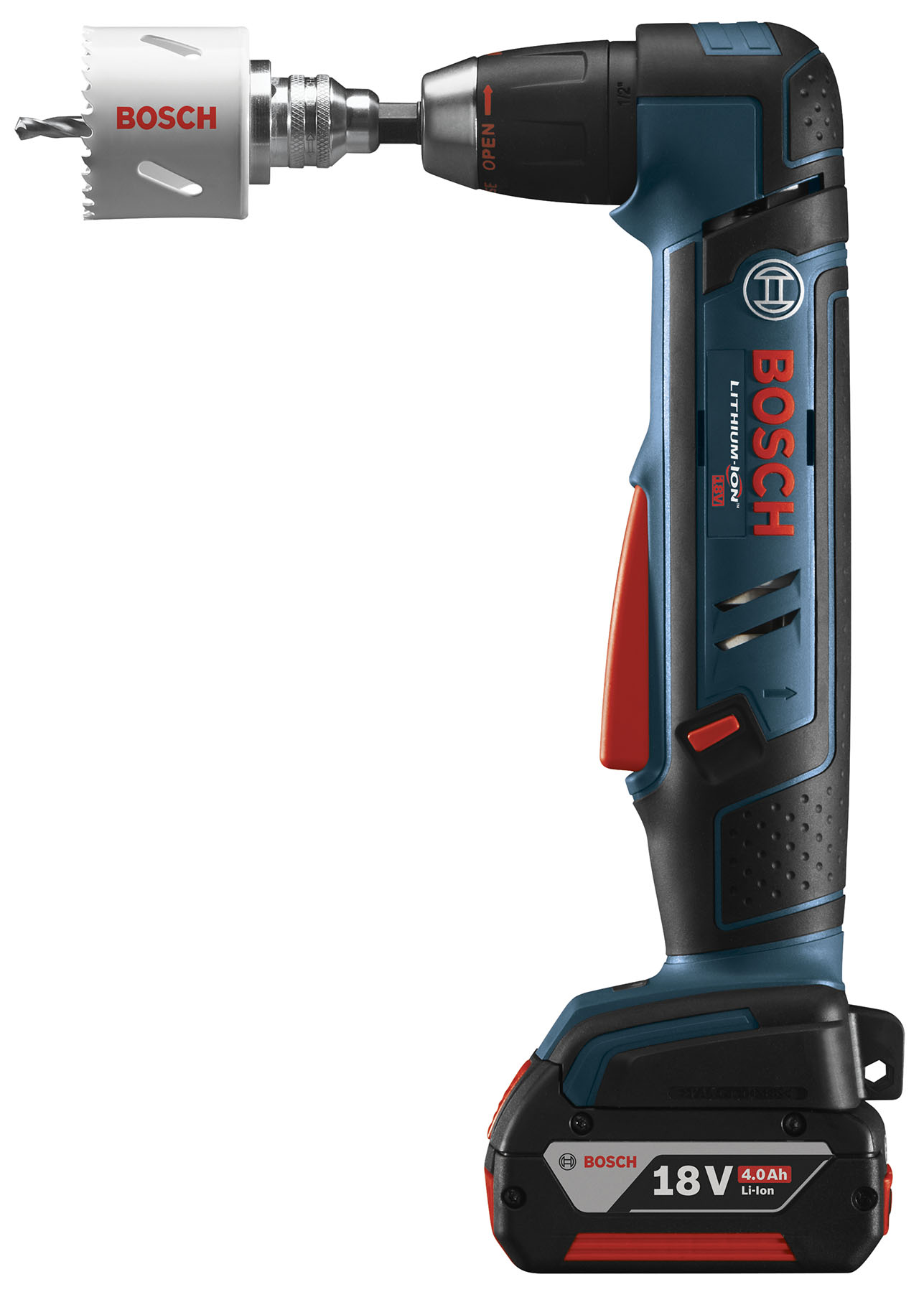 ads181bl 18 v 1 2 in right angle drill bosch power tools. Black Bedroom Furniture Sets. Home Design Ideas