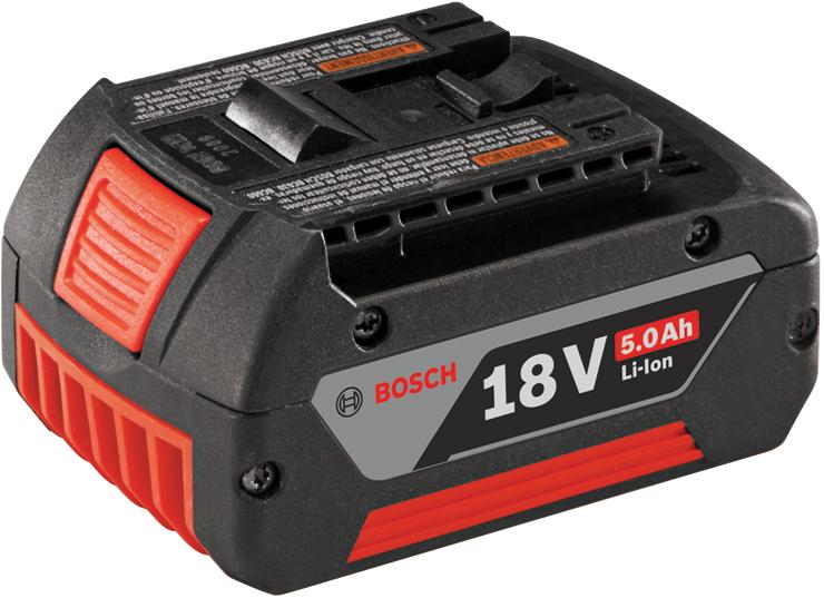 bosch lithium battery 18v
