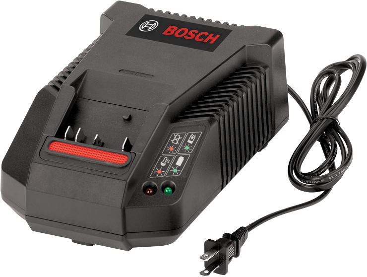 BC630 14.4V - 18V Lithium-Ion Fast Battery Charger