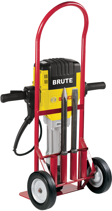 BH2760VCB Brute™ Breaker Hammer with Basic Cart