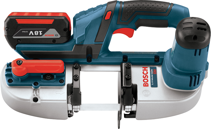 BSH180 Overview 18V Compact Band Saw