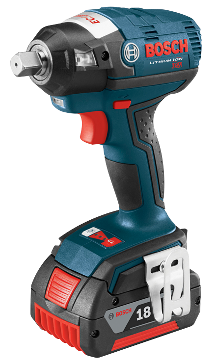 IWBH182 Overview 18V EC Brushless 1/2 In. Impact Wrench with Ball Detent