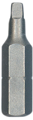 29050 1 In. Square Recess R2 Insert Bit (Bulk)