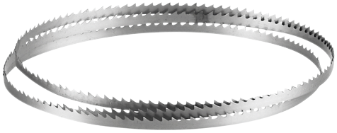 BS5618-6W 56-1/8 In. 6 TPI Generarl Pupose Stationary Band Saw Blade