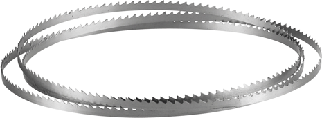 BS5912-6W 59-1/2 In. 6 TPI General Purpose Stationary Band Saw Blade