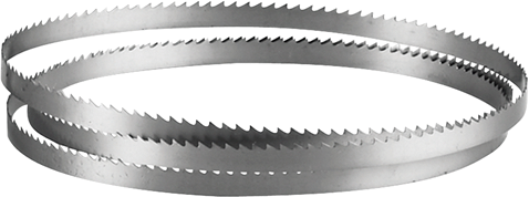 BS80-6H 80 In. 6 TPI Heavy Duty Stationary Band Saw Blade