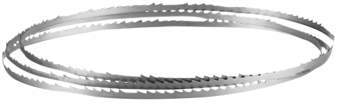 BS80-6W 80 In. 6 TPI General Purpose Stationary Band Saw Blade