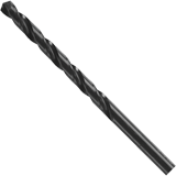 BL2191 1 In. x 6 In. Fractional Reduced Shank Black Oxide Drill Bit