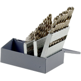 CO4029 29 pc. Metal Index Cobalt Drill Bit Set