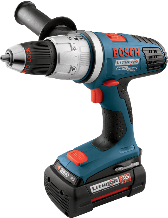 18636-03 1/2 In. 36 V Brute Tough™ Hammer Drill Driver