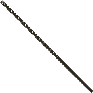 TC3025 25 pc. 5/32 In. x 5-1/2 In. Flat Shank Hex Masonry Drill Bits