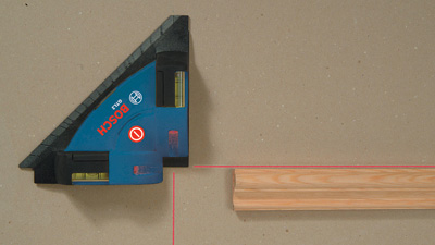 Gtl2 Laser Level And Square Bosch Power Tools
