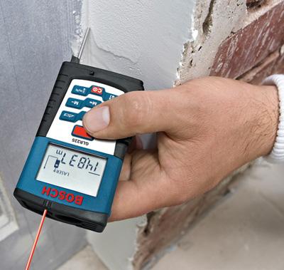 Glr225 Laser Distance Measurer Bosch Power Tools
