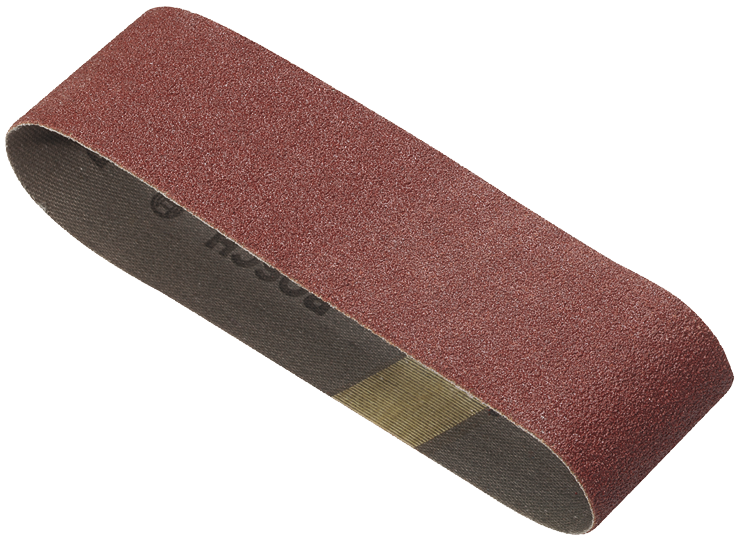 SB4R040 3 pc. 40 Grit 3 In. x 21 In. Sanding Belts