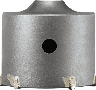 T3919SC 3-1/2 In. SDS-plus® SPEEDCORE™ Thin-wall Core Bit