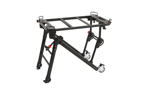GTA10W Wheeled Tile Saw Stand