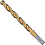 TI4157 6 pc. 15/32 In. x 5-3/4 In. Titanium-Coated Drill Bit