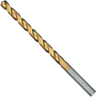 TI4142 12 pc. 15/64 In. x 13-7/8 In. Titanium-Coated Drill Bit