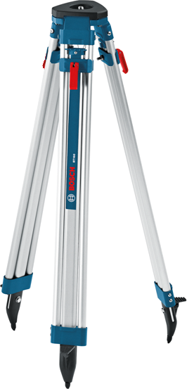 BT160 63 In. Aluminum Contractors' Tripod