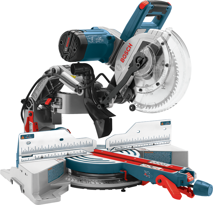 CM10GD 10 In. Dual-Bevel Glide Miter Saw