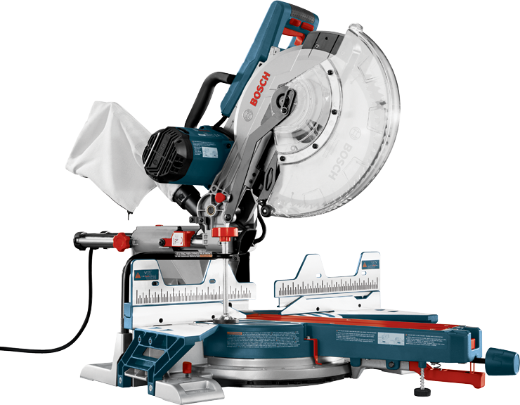 CM12SD 12 In. Dual-Bevel Slide Miter Saw