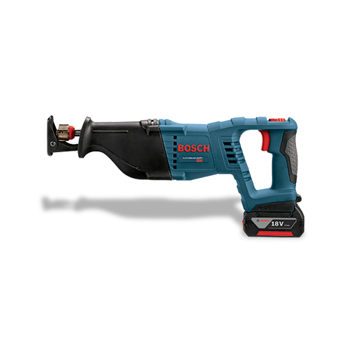 18V Lithium-Ion Reciprocating Saws