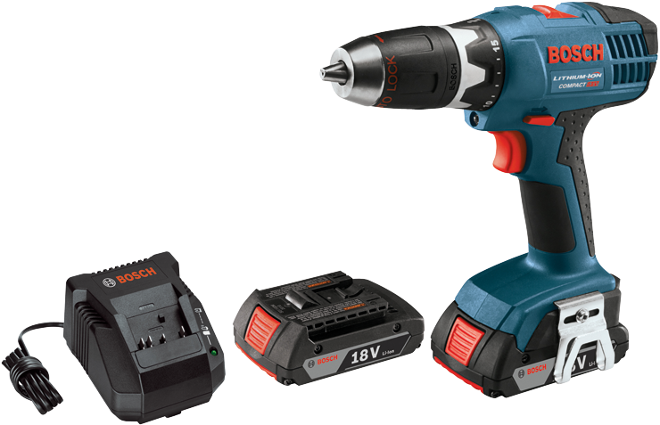 DDB180-02 18 V Compact 3/8 In. Drill/Driver