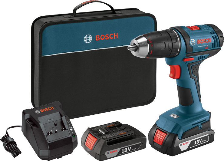 DDB181-02 18V Compact 1/2 In. Drill/Driver Kit