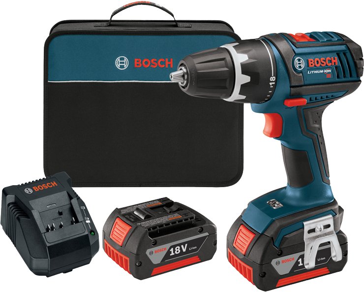 DDS181-01 18 V Compact Tough Drill Driver