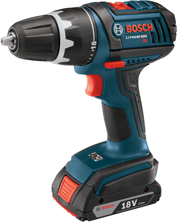 DDS181-02 18 V Compact Tough Drill Driver