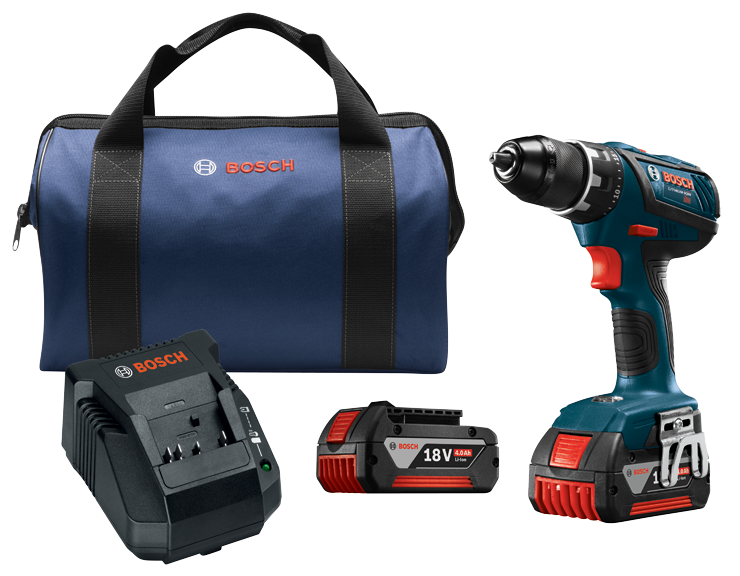 DDS181A-01 18V Compact Tough 1/2 In. Drill/Driver Kit