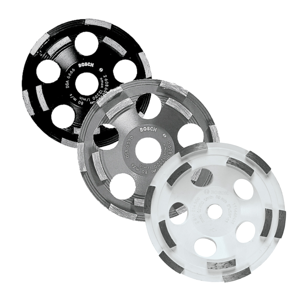Diamond Cup Wheels