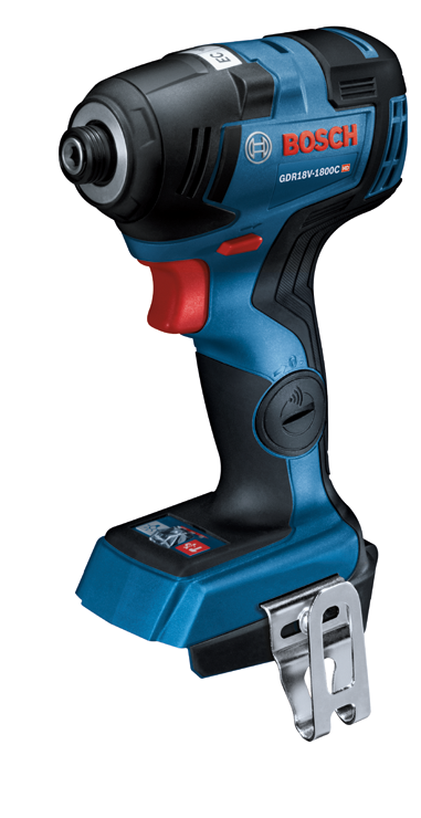 GDR18V-1800CN 18V EC Brushless Connected-Ready 1/4 In. Hex Impact Driver (Bare Tool)