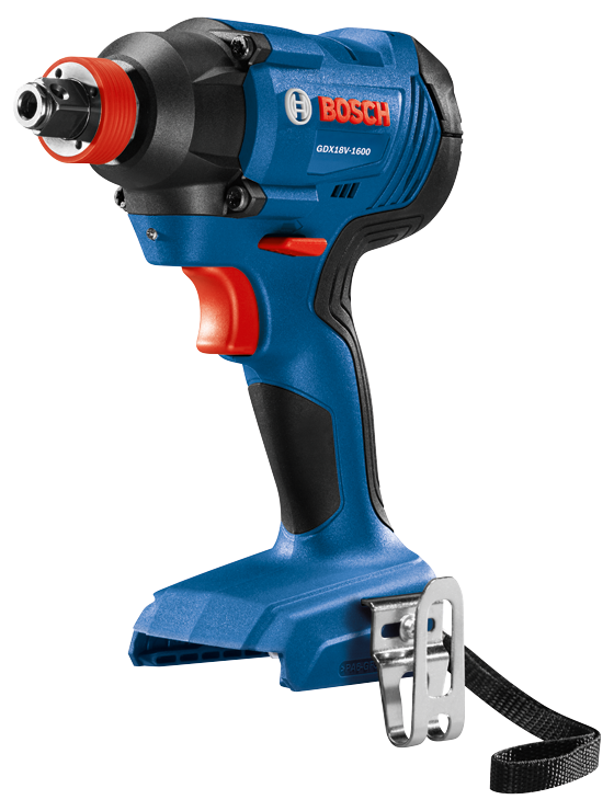 GDX18V-1600 Overview 18V 1/4 In. and 1/2 In. Two-In-One Bit/Socket Impact Driver