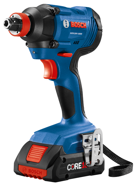 GDX18V-1600 Overview 18V Freak 1/4 In. and 1/2 In. Two-In-One Bit/Socket Impact Driver