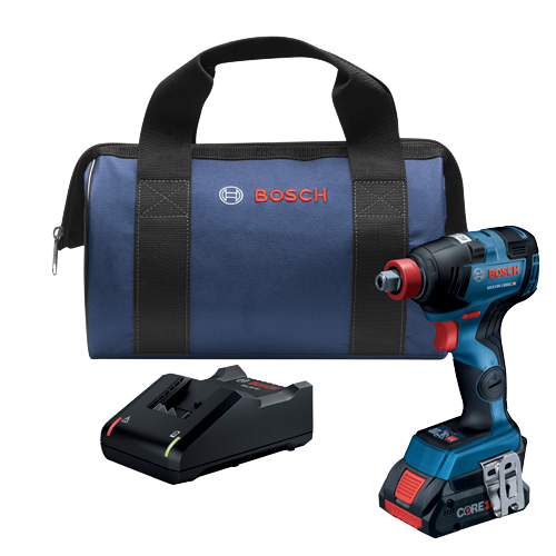 GDX18V-1800CB15 18V EC Brushless Connected Freak 1/4 In. and 1/2 In. Two-In-One Bit/Socket Impact Driver Kit with (1) CORE18V 4.0 Ah Compact Battery