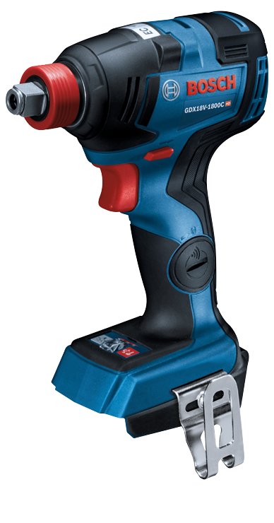 GDX18V-1800CN 18V EC Brushless Connected-Ready Freak 1/4 In. and 1/2 In. Two-In-One Bit/Socket Impact Driver (Bare Tool)