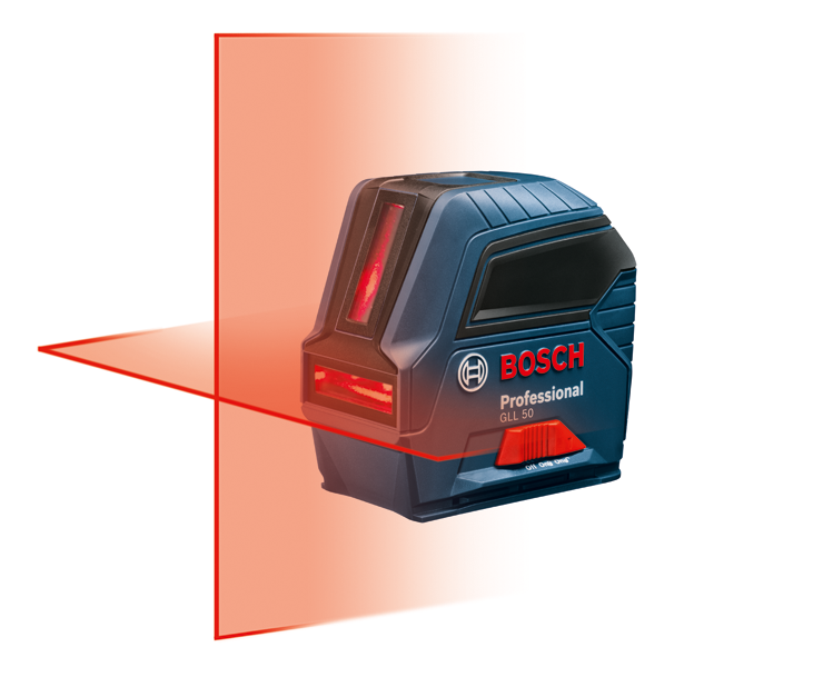 GLL 50 Self-Leveling Cross-Line Laser
