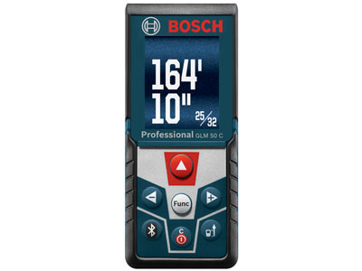 Glm 50 Cx 165 Ft Laser Measure Bosch Power Tools