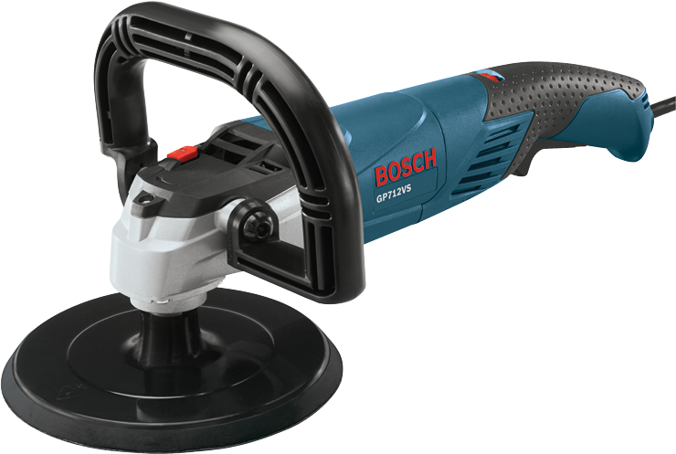 GP712VS 7 In. Variable Speed Polisher