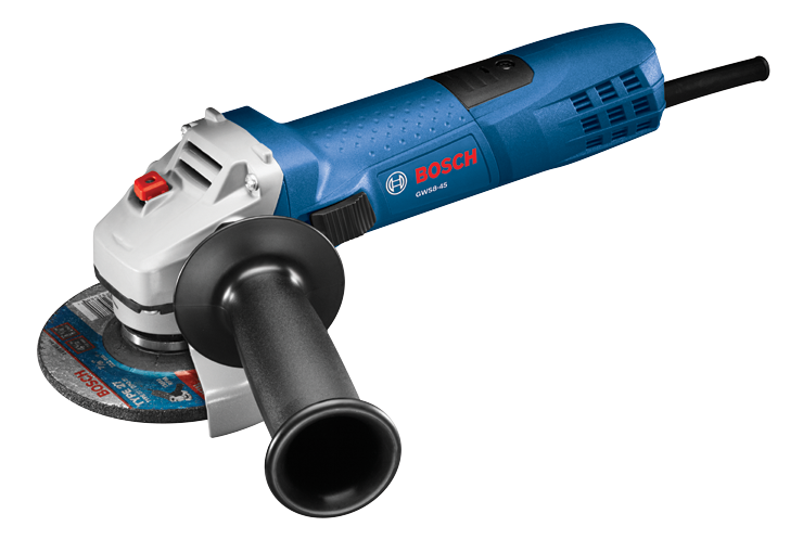 GWS8-45 4-1/2 In. Angle Grinder