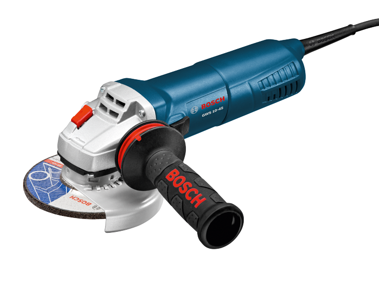 Gws10 45 4 1 2 In Angle Grinder Bosch Power Tools