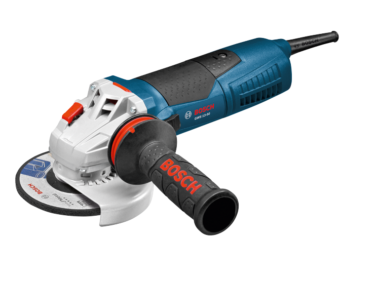 GWS13-50 5 In. Angle Grinder