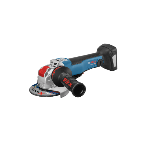 Cordless X-LOCK Angle Grinder with Paddle Switch