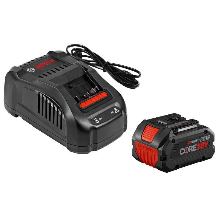 GXS18V-12N14 18V CORE18V Starter Kit with (1) CORE18V 8.0 Ah Performance Battery