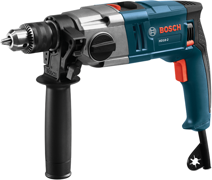 HD18-2 Two-Speed Hammer Drill