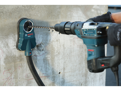 Hdc200 Universal Dust Collection Attachment Bosch
