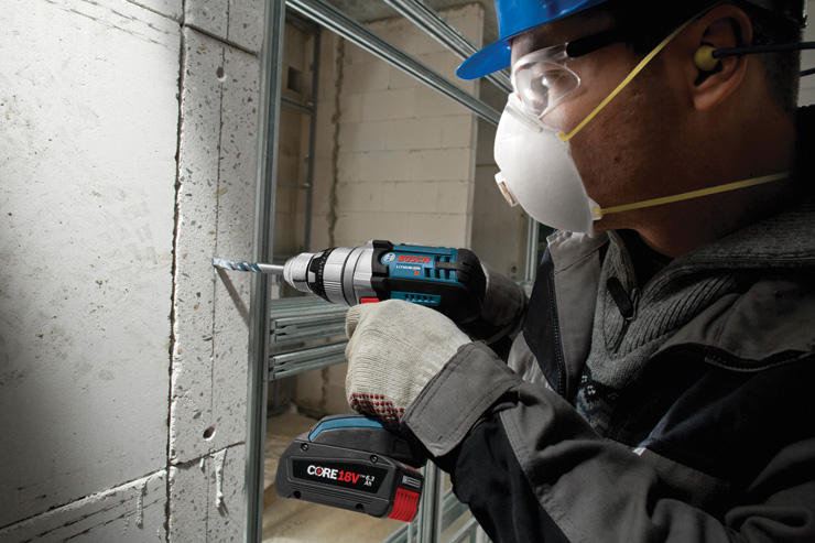 How to Work by Cordless Hammer Drill